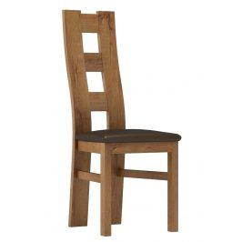 Čalouněná židle TADEÁŠ, jasan světlý/Victoria 36