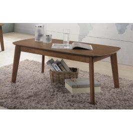 Konferenční stolek POSITANO, sv. ořech