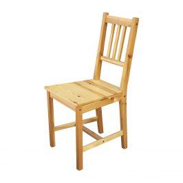 Židle Stela 869, masiv smrk Židle do kuchyně