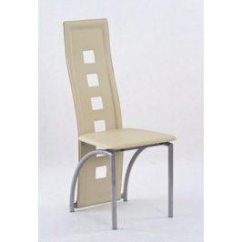 Židle K-4M, tmavě krémová