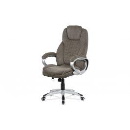 Kancelářská židle KA-G196 GREY2, šedá látka