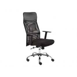 Kancelářská židle MEDEA PLUS, černá