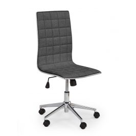 Kancelářská židle TIROL 2, tmavě šedá