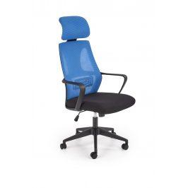 Kancelářská židle VALDEZ, modrá