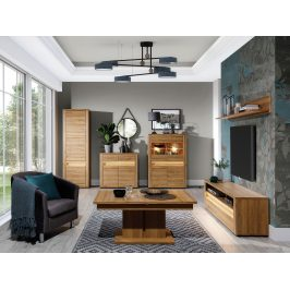Obývací pokoj SANDY, dub granson