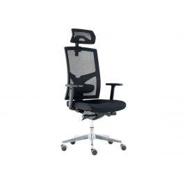 Kancelářská židle GAME ŠÉF VIP, černá