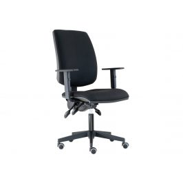 Kancelářská židle YORK ŠÉF, černá