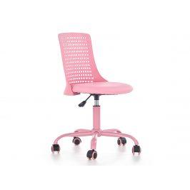 Dětská židle PURE, růžová