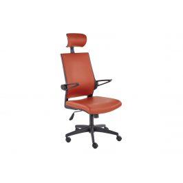 Kancelářská židle DUCAT, červená
