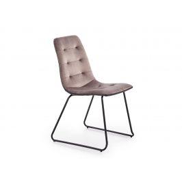 Jídelní židle K-321, šedá