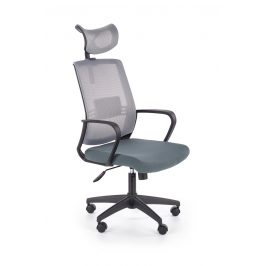 Kancelářská židle ARSEN, šedá