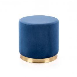 Taburet COVET, námořnická modř