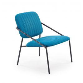Židle DENNIS, modrá