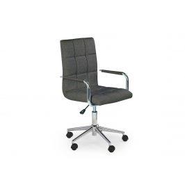 Dětská kancelářská židle GONZO 3, tmavě šedá