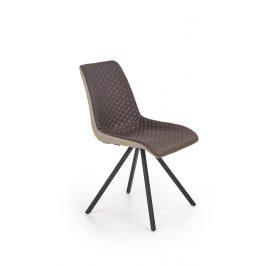 Jídelní židle K-394, šedá