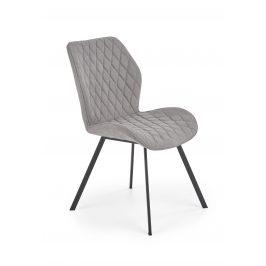 Jídelní židle K-360, šedá