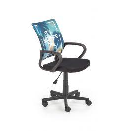 Dětská kancelářská židle HANOI, vícebarevná