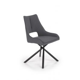 Jídelní židle K-409, šedá