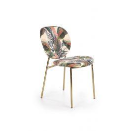 Jídelní židle K-398, vícebarevná