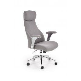 Kancelářská židle NORRIS, tmavě šedá