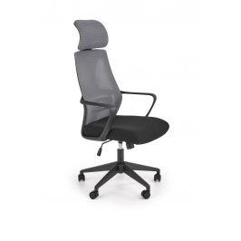 Kancelářská židle VALDEZ, šedá