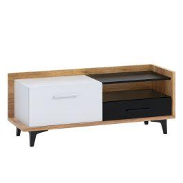 Box 08 -  RTV 1D1S, craft zlatý/bílá/černá