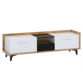 Box 09 -  RTV 2D1S, craft zlatý/bílá/černá