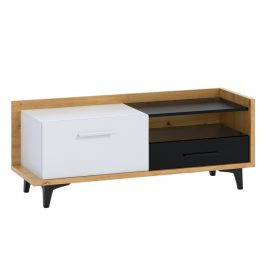 Box 08 -  RTV 1D1S, dub artisan/bílá/černá