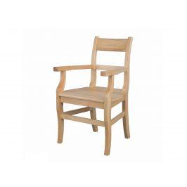 Jídelní židle KT115, masiv borovice, moření: …