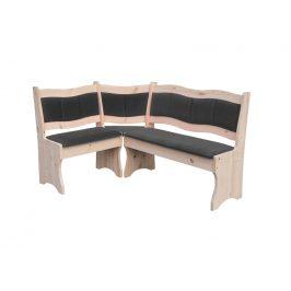 Rohová lavice NR109, moření: … Židle do kuchyně
