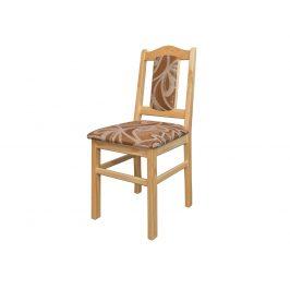 Jídelní židle KT102, masiv borovice, moření: … Židle do kuchyně