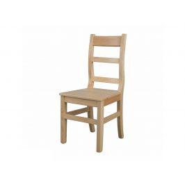 Jídelní židle KT114, masiv borovice, moření: …