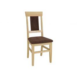 Jídelní židle KT118, masiv borovice, moření: … Židle do kuchyně