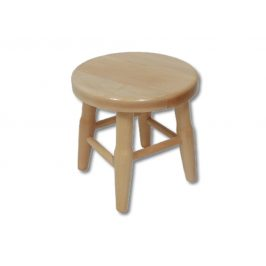 Taburet KT246, masiv borovice, moření: … Židle do kuchyně