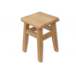 Taburet KT251, masiv borovice, moření: … Židle do kuchyně