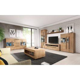 Obývací pokoj TULSA, dub grandson