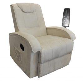 Relaxační křeslo K40-BOBY, béžové