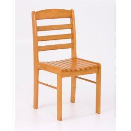 Jídelní židle BRUCE, olše zlatá