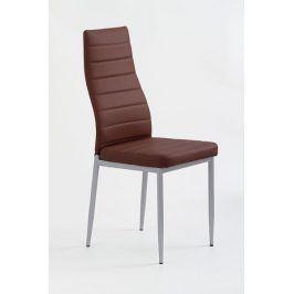 Židle K-70, tmavě hnědá