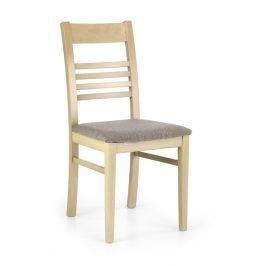 Jídelní židle JULIUSZ, dub sonoma/látka