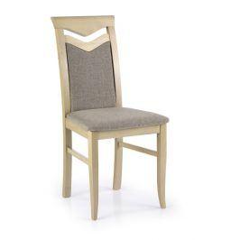 Jídelní židle CITRONE, dub sonoma