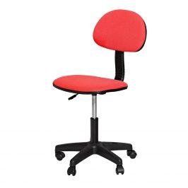 Dětská kancelářská židle HS 05, červená