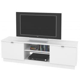 VENETO tv stolek 03, bílá
