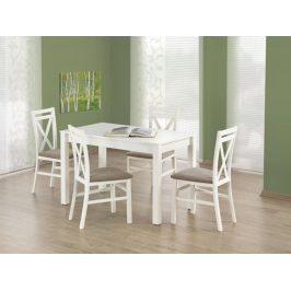 Halmar Jídelní stůl KSAWERY, bílý