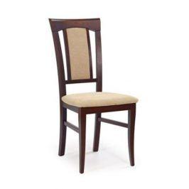 Jídelní židle KONRAD, ořech tmavý
