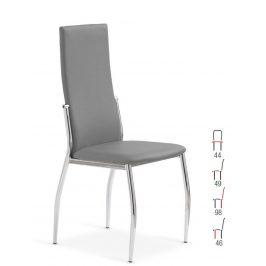 Židle K-3, šedá