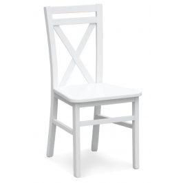 Židle DARIUSZ 2, bílá
