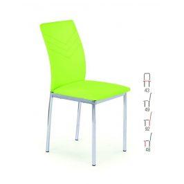 Židle K-137, zelená