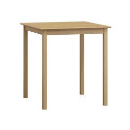 Stůl 60 x 60 cm nr.2, masiv borovice/moření: ...