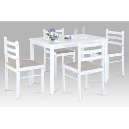 Set 1+4,  barva bílá AUT-6060 WT